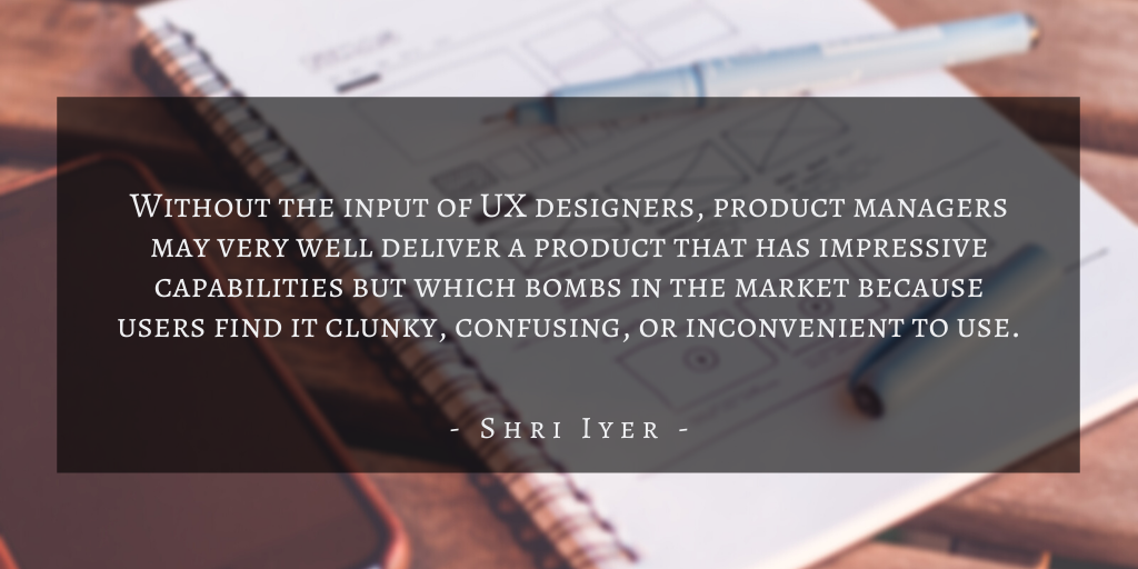 Shri Iyer – San Francisco Two Sides Of The Same Coin Product Management And Ux Design 2