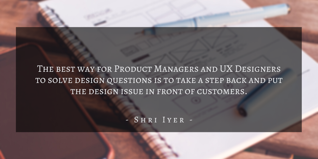 Shri Iyer – San Francisco Two Sides Of The Same Coin Product Management And Ux Design 4