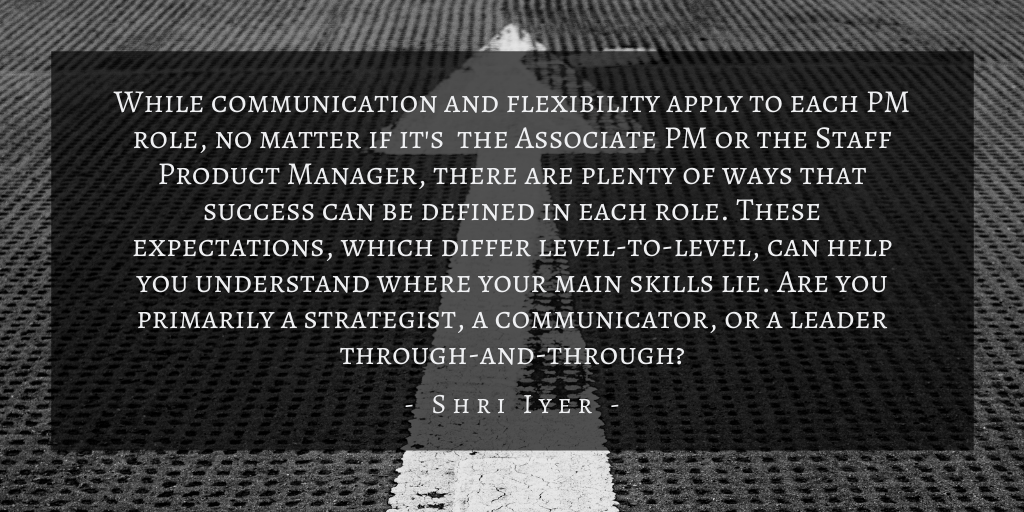 Shri Iyer Product Management Growth Quote 2